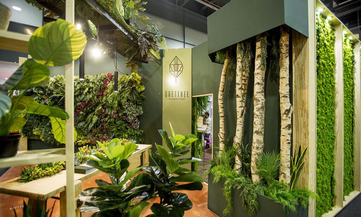 stand-gretthel-feria-hábitat-valencia-decoración-plantas-artificiales