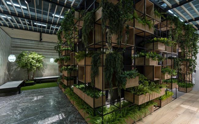 jardineras artificiales a medida