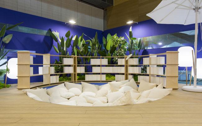 Plantas artificiales de alta gama para hoteles