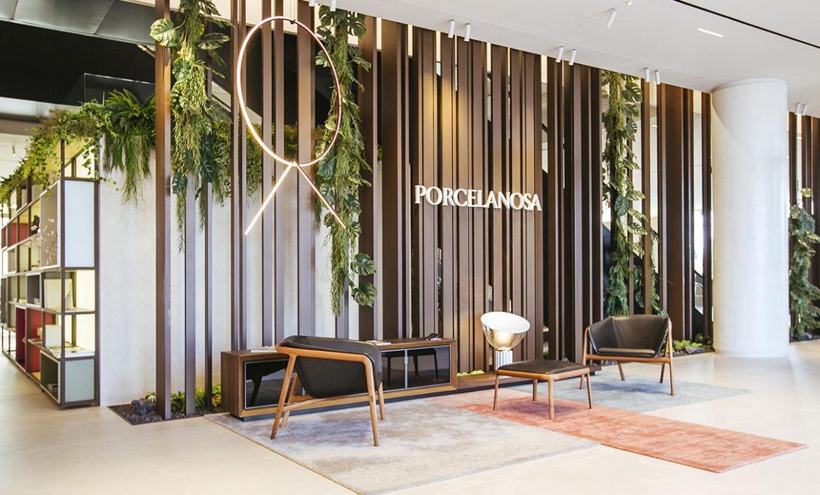 decoración vegetal artificial para proyectos de interiorismo