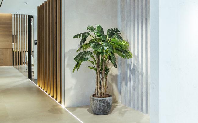 plantas artificiales de calidad